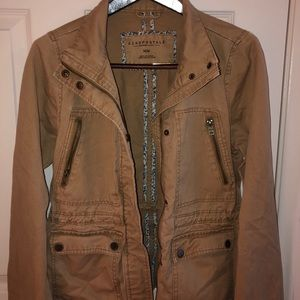 Aeropostale khaki jacket